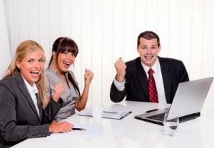 Der Artikel berichtet darüber wie moderne Unternehmen ihre Mitarbeiter fördern.