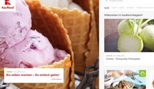 Buntes aus der Welt der Lebensmittel: Neues Onlinemagazin von Kaufland